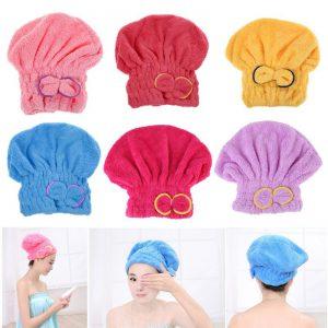 کلاه حمام زنانه