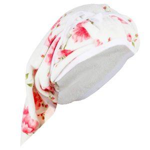 کلاه حوله ای زنانه:
