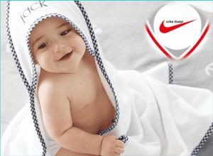 خرید حوله نوزاد ایرانی